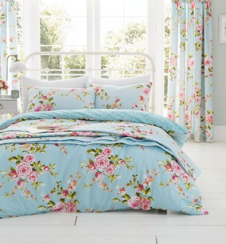 Catherine Lansfield Canterbury Multi  Bedding Set